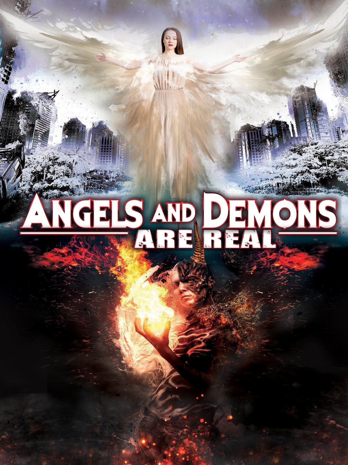 Angels And Demons Are Real On Amazon Prime Video UK
