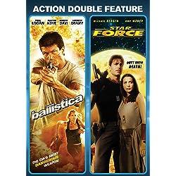 Ballistica + Star Force [Action + Sci-Fi Double Feature]