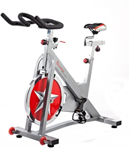 Sunny Health & Fitness Pro Indoor Cycling Bikes review