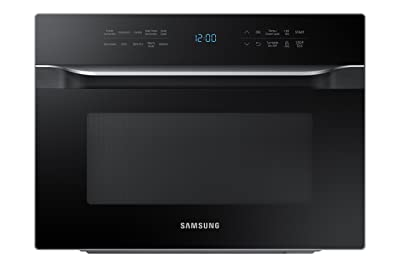 Samsung MC12J8035CT 1.2 cu. ft. Countertop Convection Microwave Via Amazon