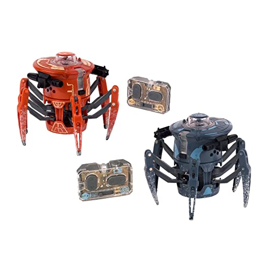 HEXBUG Battle Spider Toy (2 Pack) by Hexbug