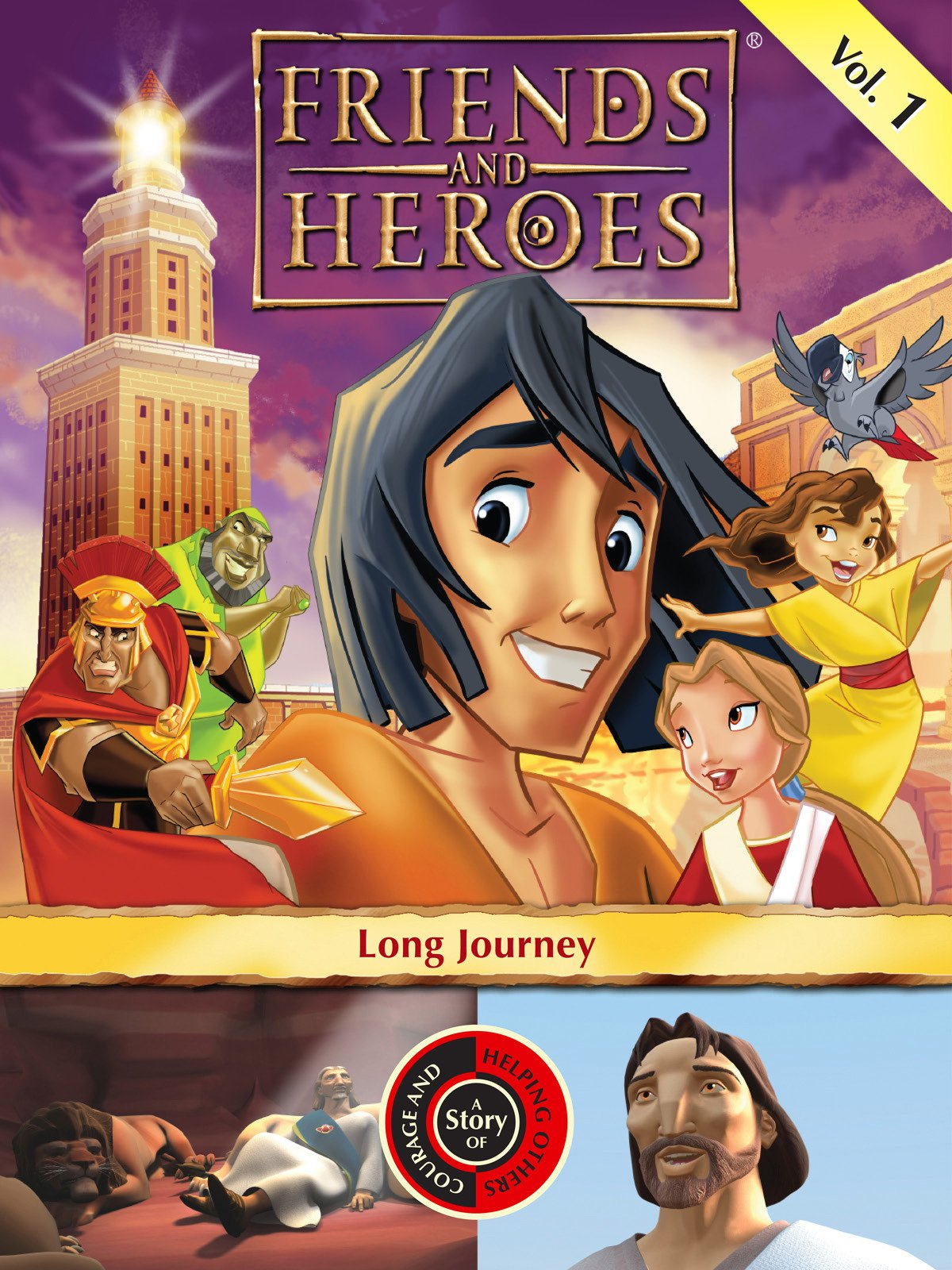 Friends and Heroes, Volume 1