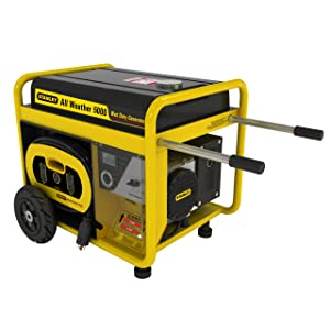 Stanley 5000W All Weather Generator