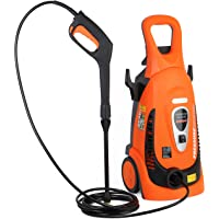 Ivation 2200 PSI 1.8 GPM Electric Pressure Washer with Power Hose Nozzle Gun and Turbo Wand