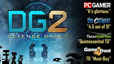 Defense Grid 2 - Special Edition - Mac [Online Game Code]