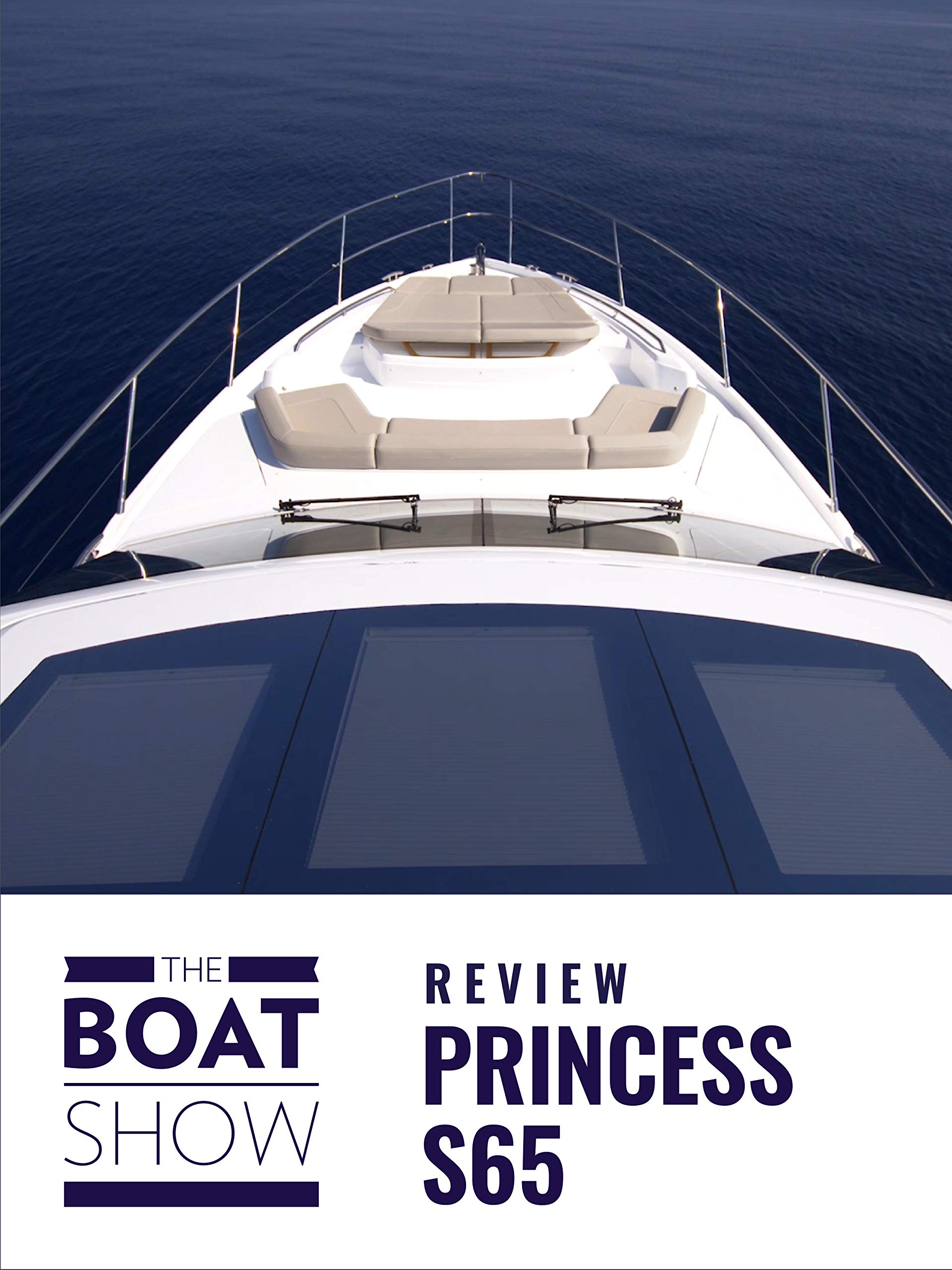 Clip: Princess S65 - The Boat Show on Amazon Prime Instant Video UK