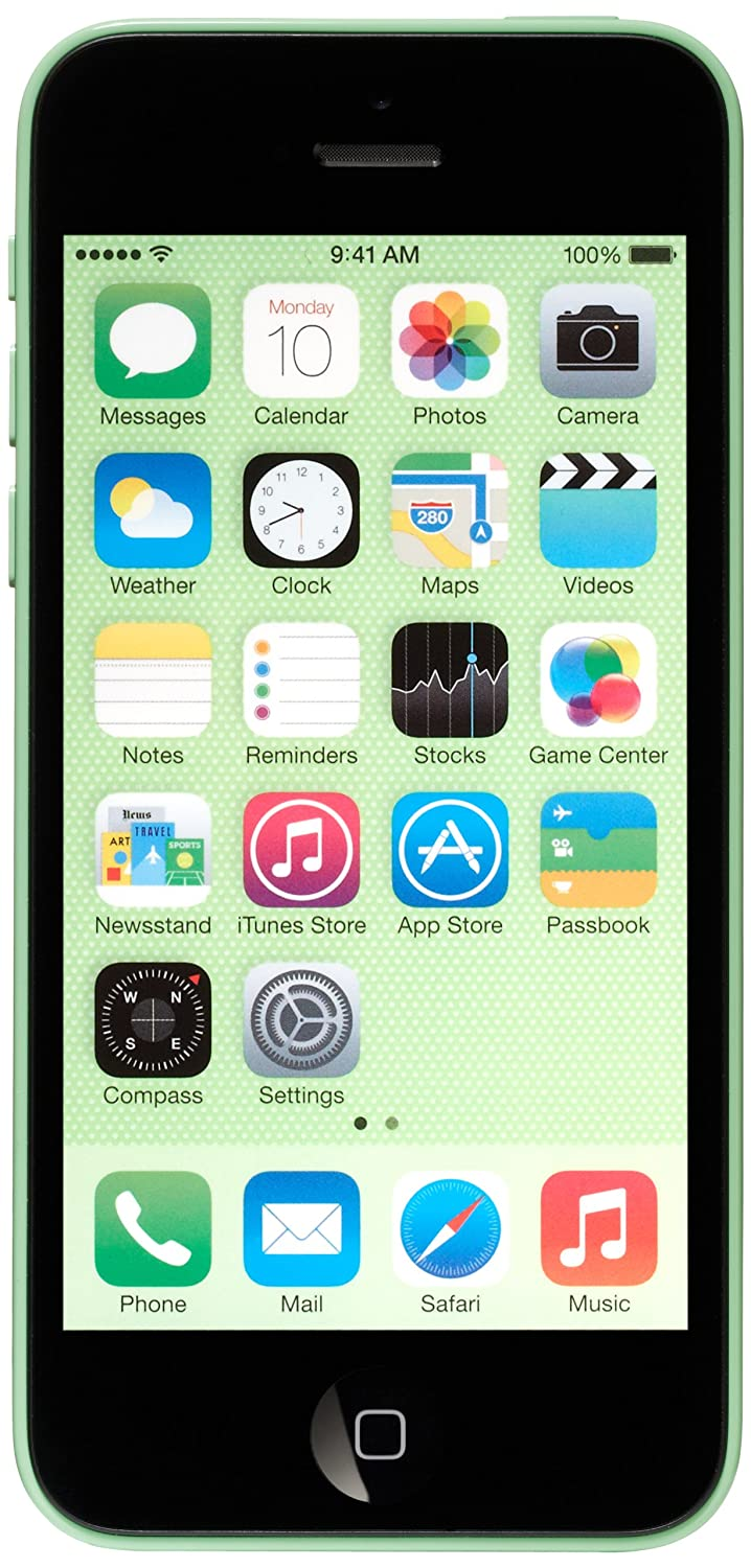 Apple-iPhone-5c-16GB-Green-T-Mobile