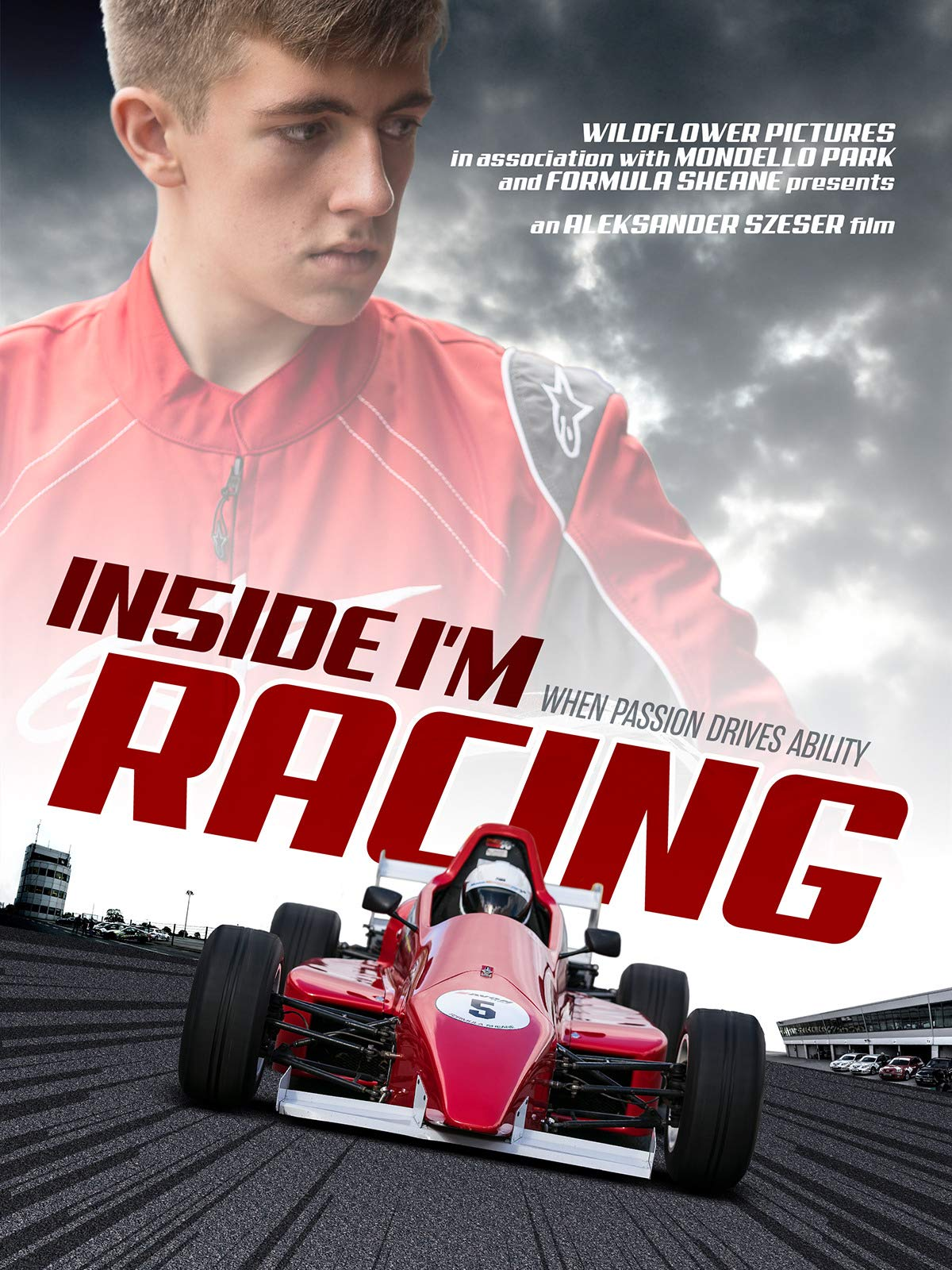 Inside I'm Racing on Amazon Prime Instant Video UK