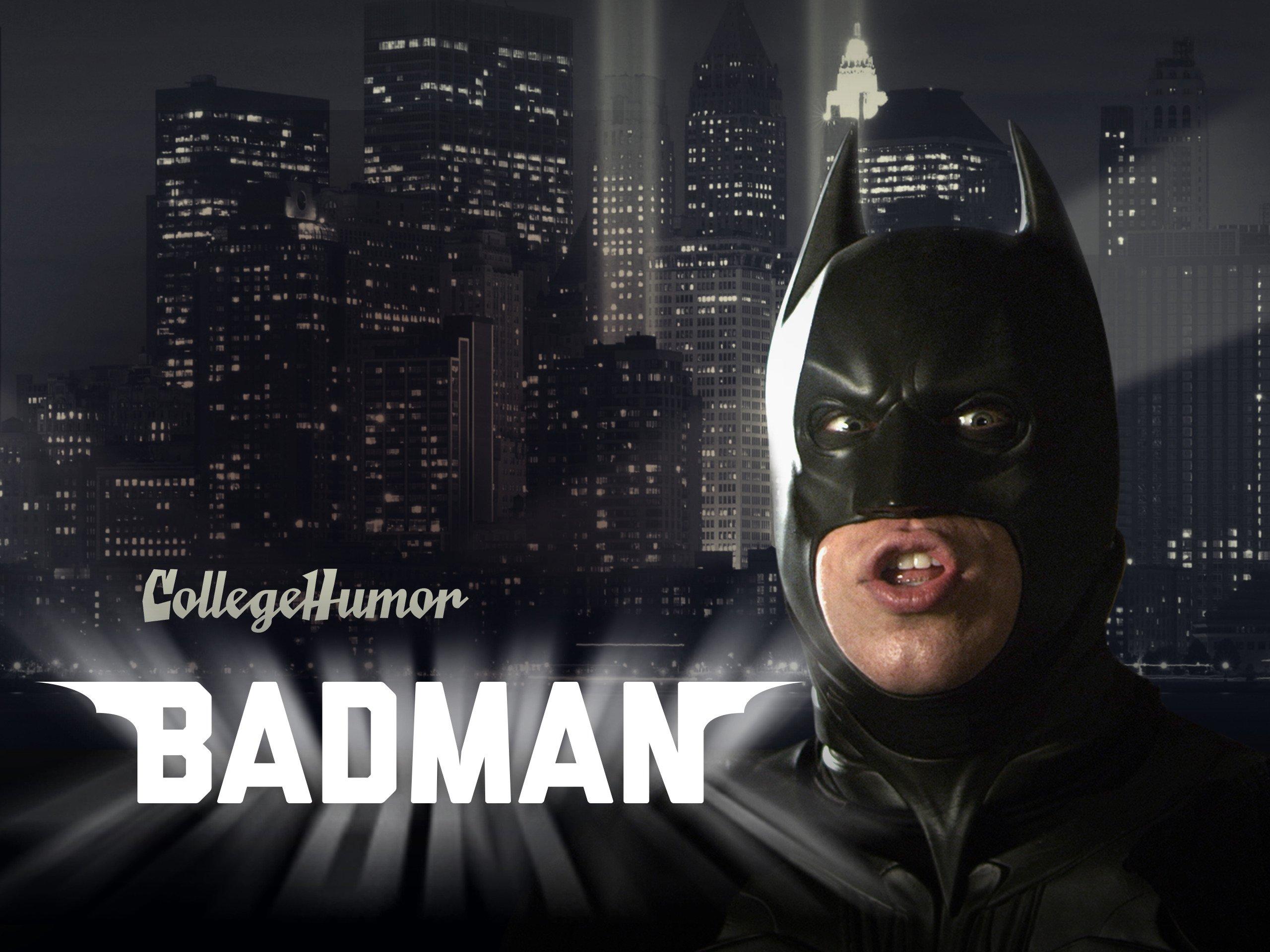 Badman - Season 1