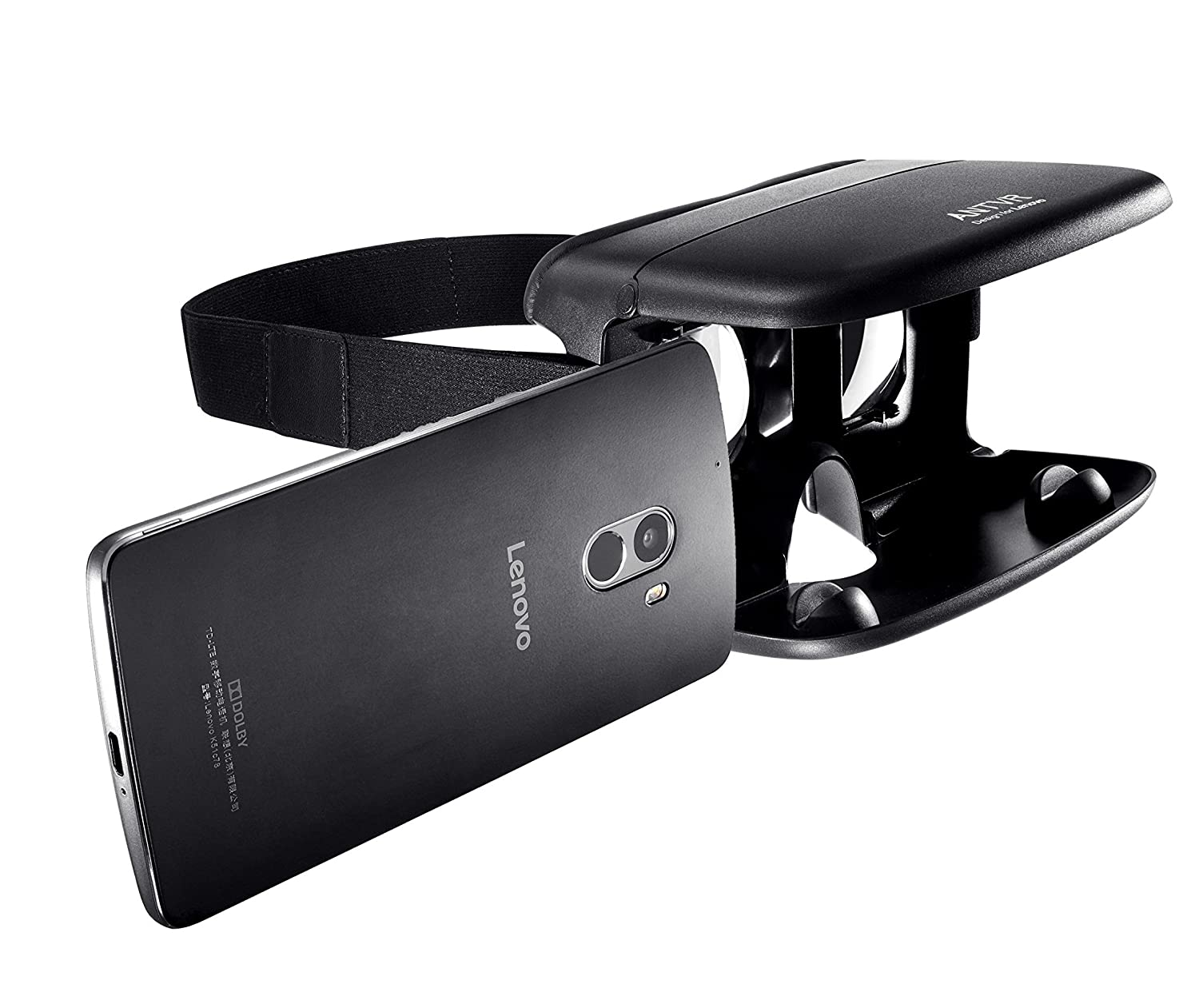 New Lenovo ANT VR Headset Black For Lenovo K4 Note Vibe