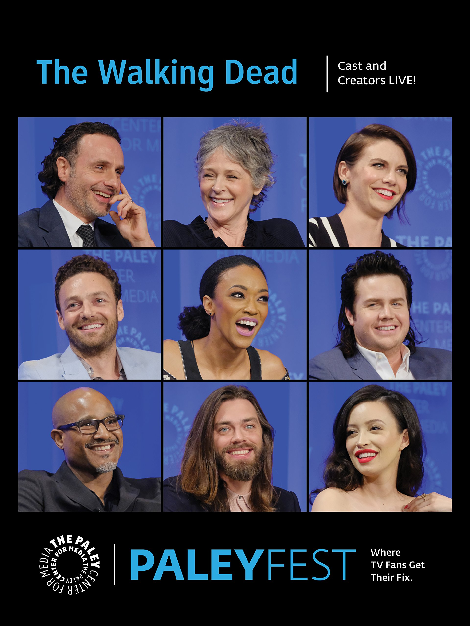 The Walking Dead: Cast and Creators PaleyFest