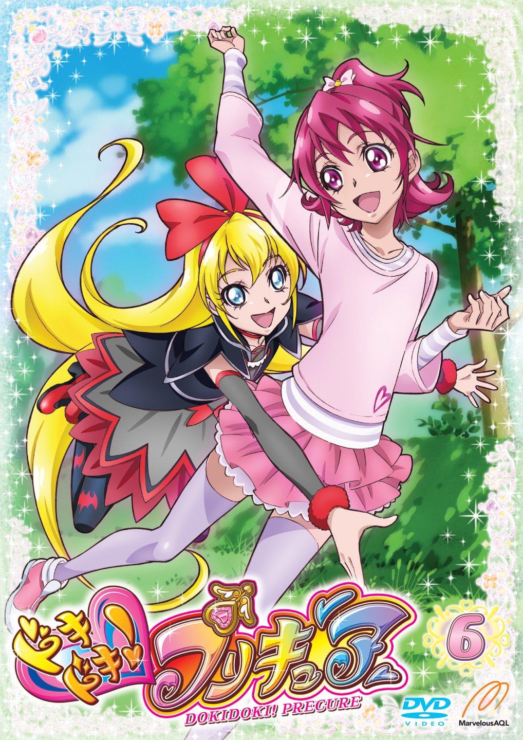 ドキドキ! プリキュア 【DVD】vol.6