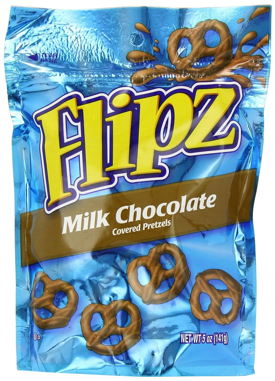 Demet's Flipz Milk Chocolate