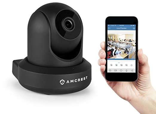 Amcrest ProHD 1080P WiFi Wireless IP Security Camera – 1080P