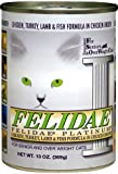 Felidae Canned Cat Food for Senior and Overweight Cats, Platinum Diet Formula (Pack of 12 13 Ounce Cans)