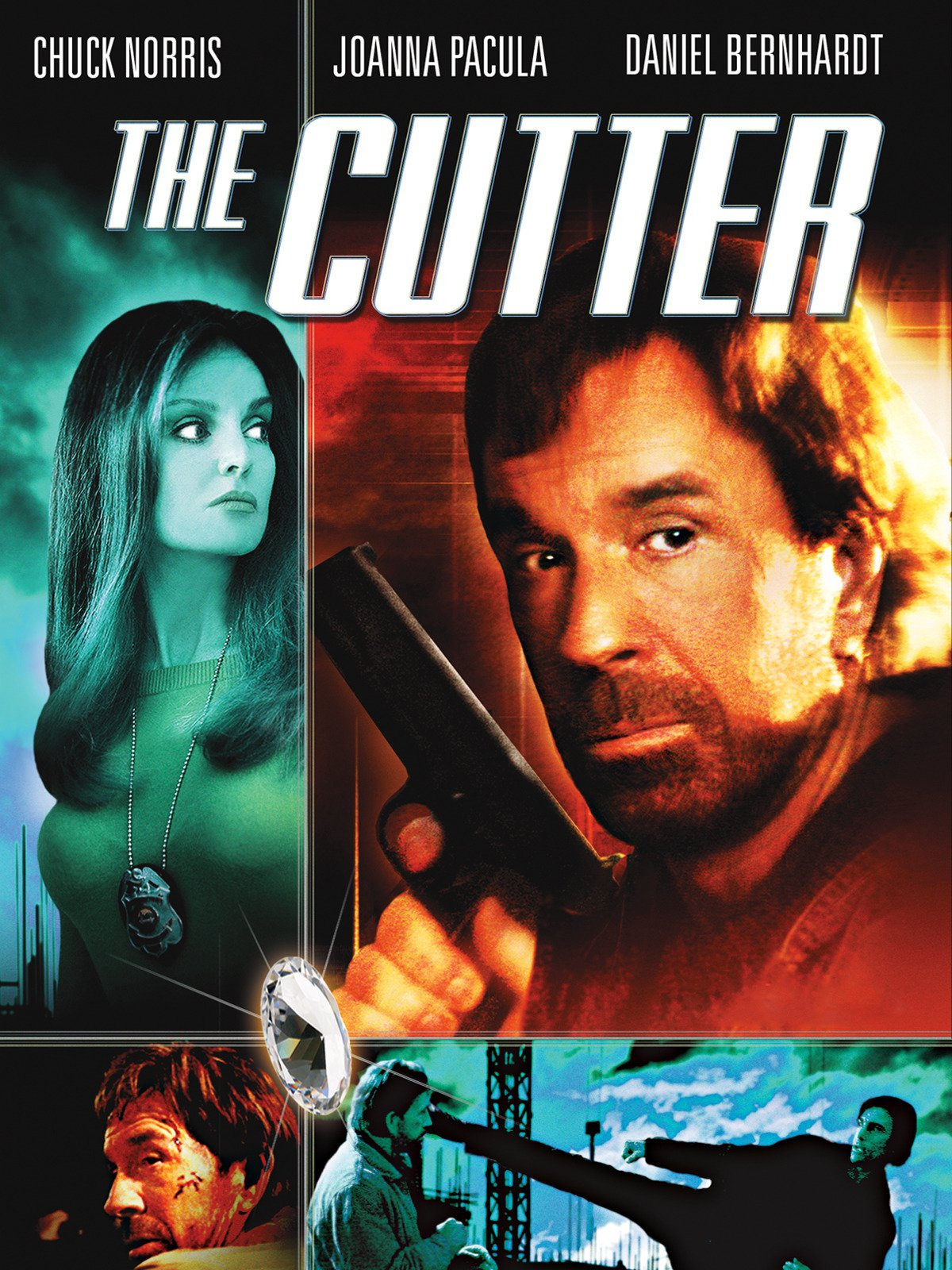The Cutter on Amazon Prime Video UK
