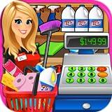 Supermarket Superstore Cash Register Simulator - Grocery Store Cashier Kids Fun Games FREE