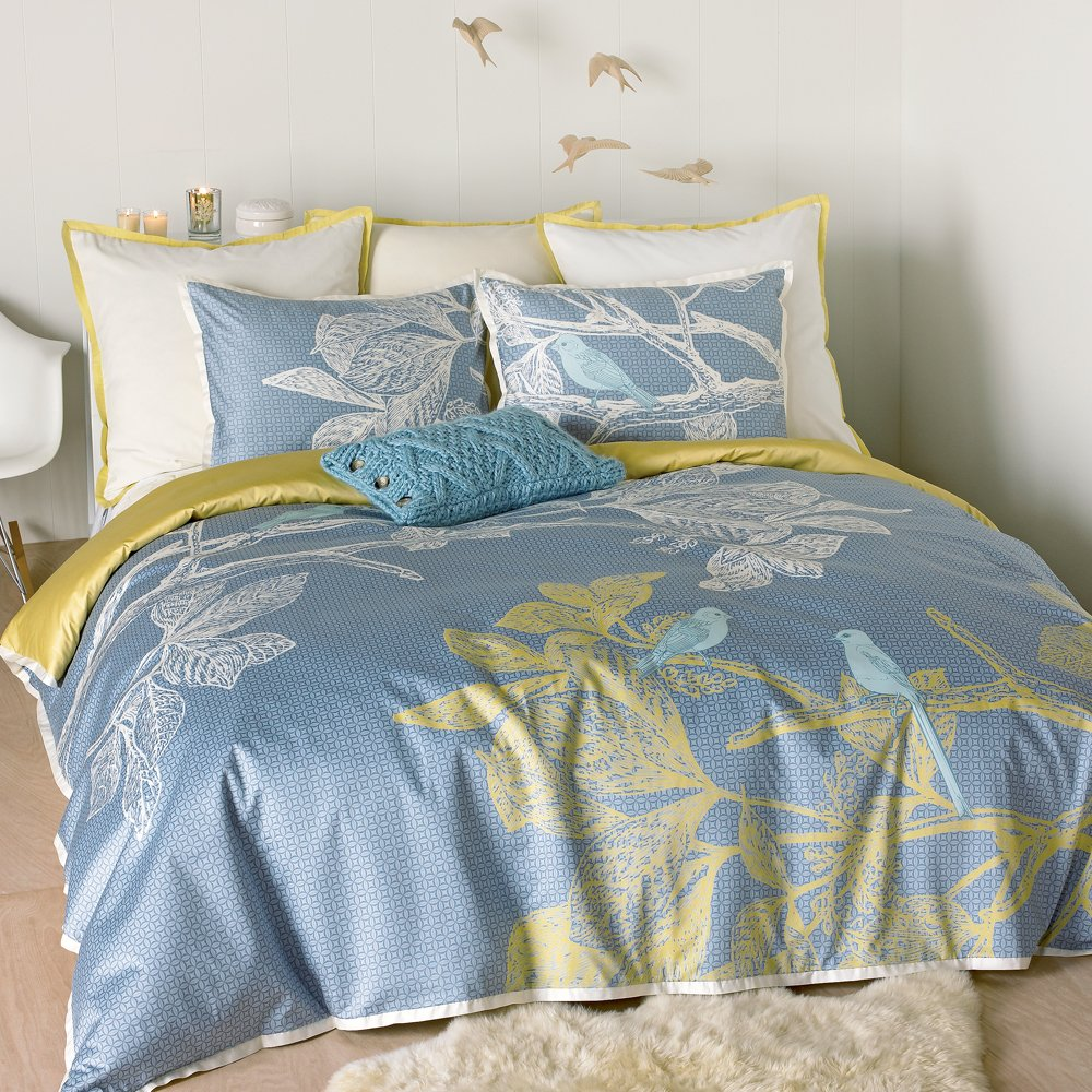 blue yellow bedding Frompo 1