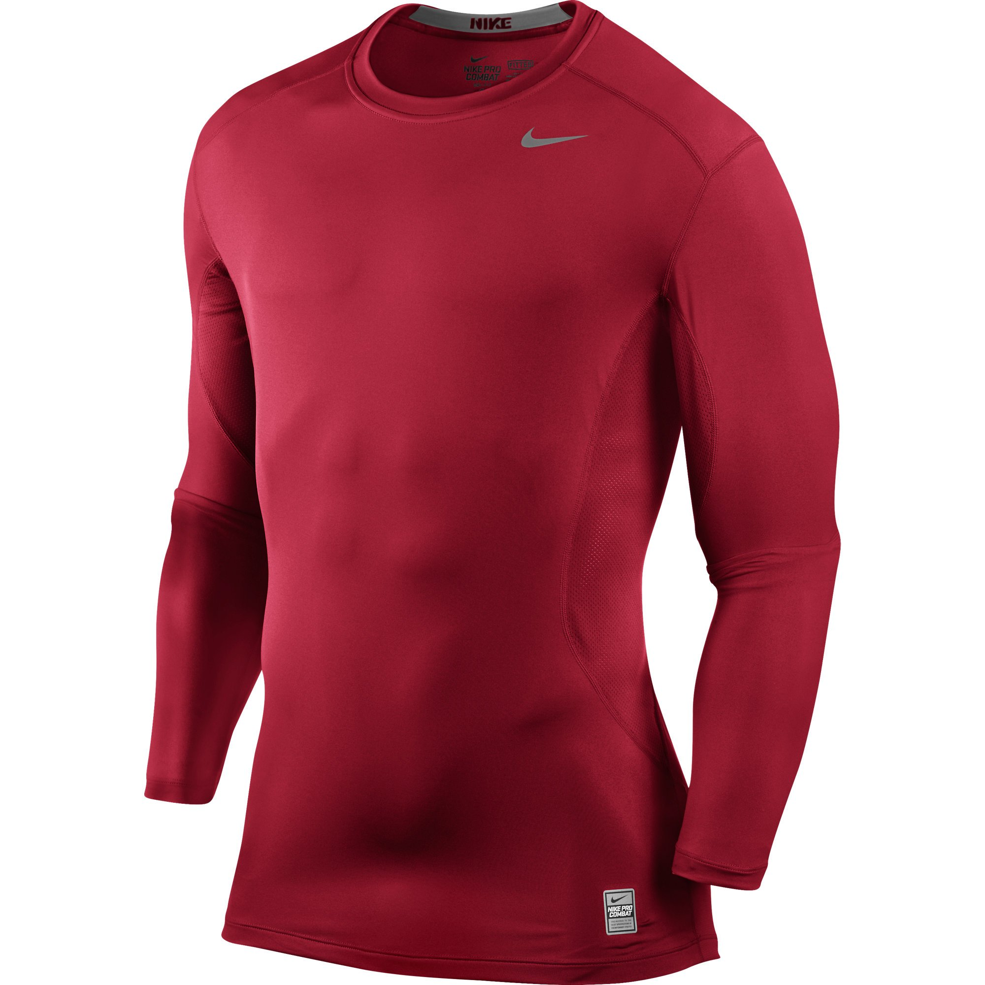 Galleon Nike Men 39 S Pro Combat Core Fitted 2 0 Long