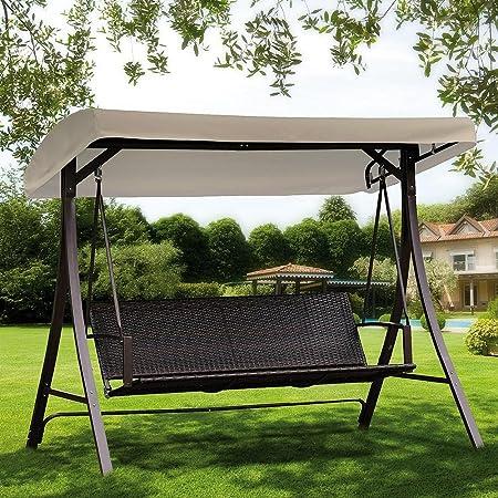 Table et chaises en rotin poly meubles de jardin mod. Septembre Bar SET BAR