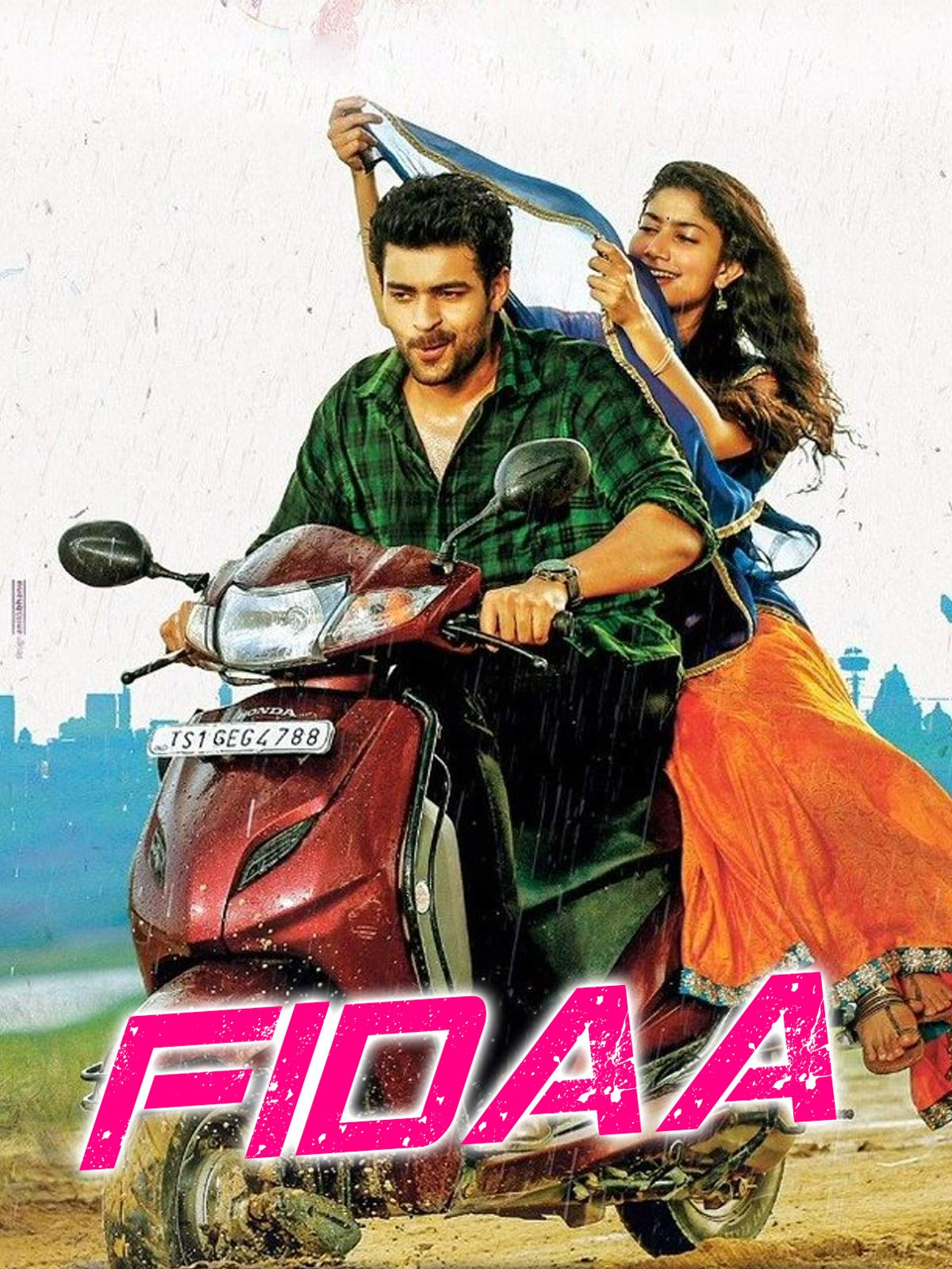 Fidaa (Hindi) on Amazon Prime Video UK