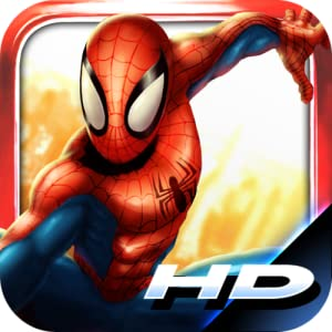 Spider Man: Total Mayhem HD Brings Spidey to Your Fire!