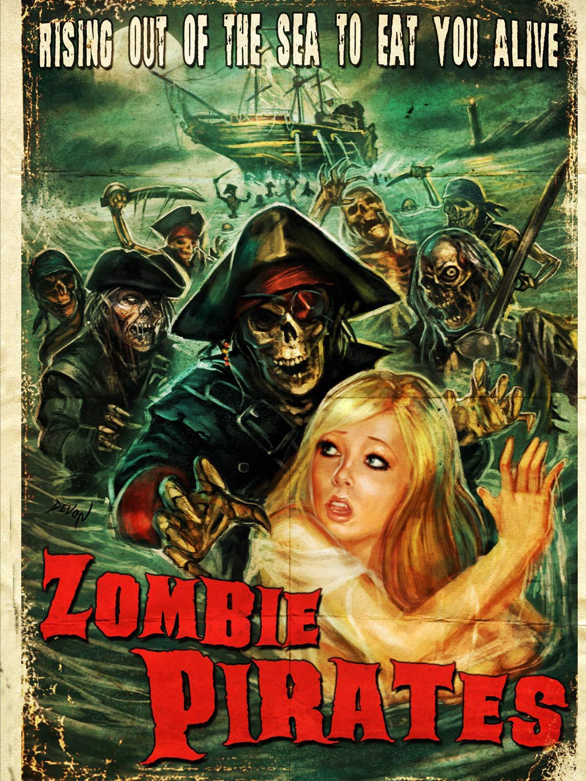 Zombie Pirates on Amazon Prime Video UK