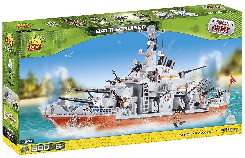 COBI 4804 – Small Army Großes Schlachtschiff – 800 Bausteine jetzt bestellen