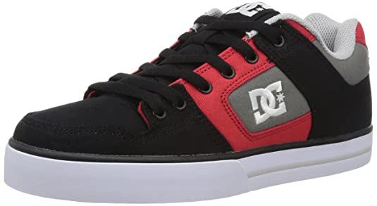 Original DC Pure TX Skate Shoe For Men Outlet Multicolor Variations