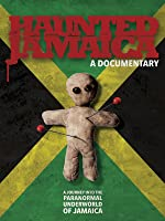 'Haunted Jamaica' from the web at 'http://ecx.images-amazon.com/images/I/81vqKnrqKLL._UY200_RI_UY200_.jpg'