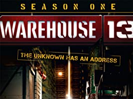 Warehouse 13 Season 1
