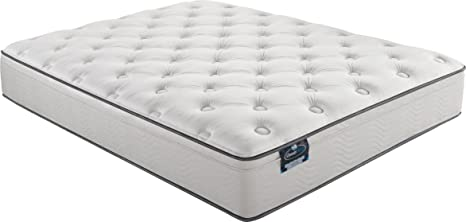 Simmons BeautySleep Schofield Firm Mattress Only, Queen
