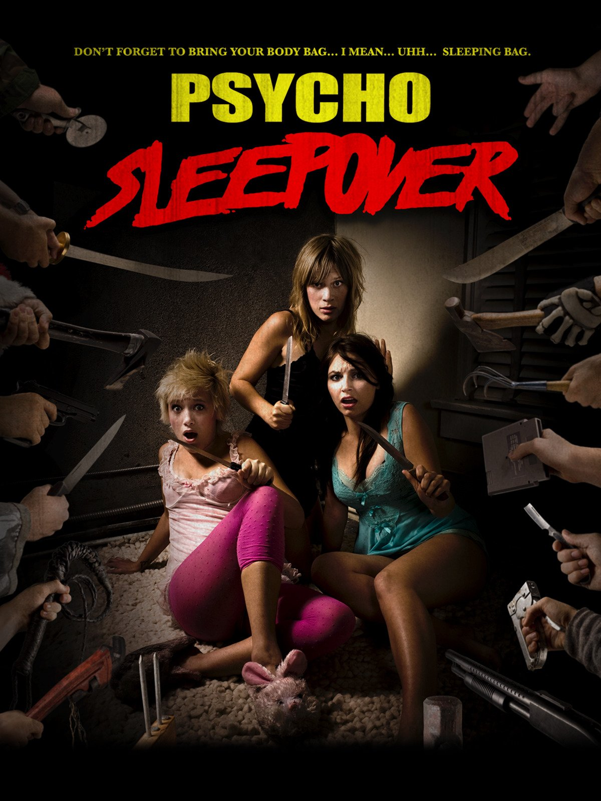 Psycho Sleepover on Amazon Prime Instant Video UK