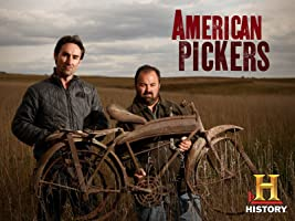 American Pickers Season 1