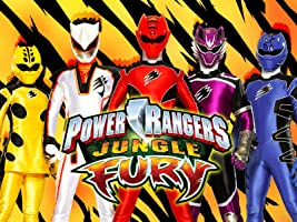 Power Rangers Jungle Fury Season 1