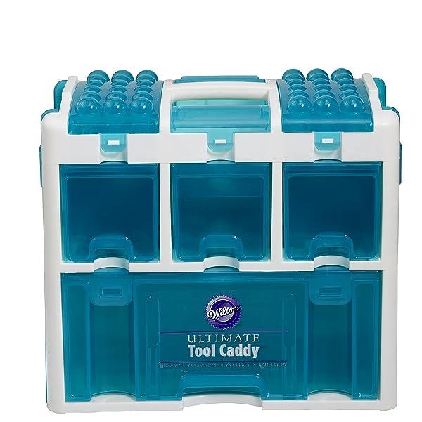 Wilton Ultimate Tool Caddy Aqua