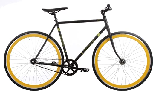 56cm Bike Framed Lifted Flat Bar Bike
