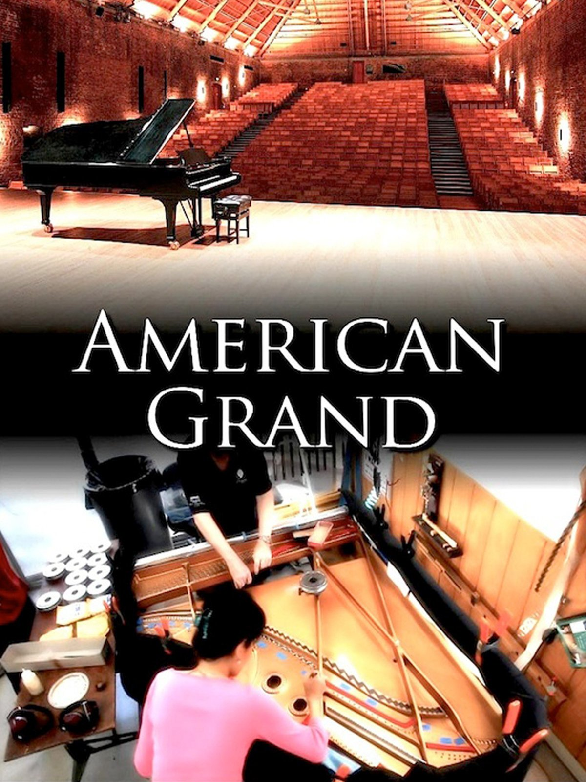American Grand on Amazon Prime Instant Video UK