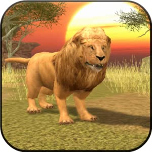 Wild Lion Simulator 3D by Turbo Rocket Games