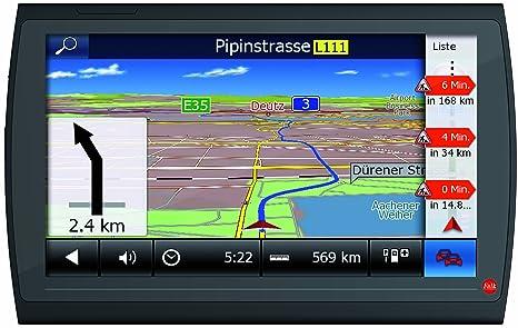 Falk 1675980000 GPS Noir, Argent