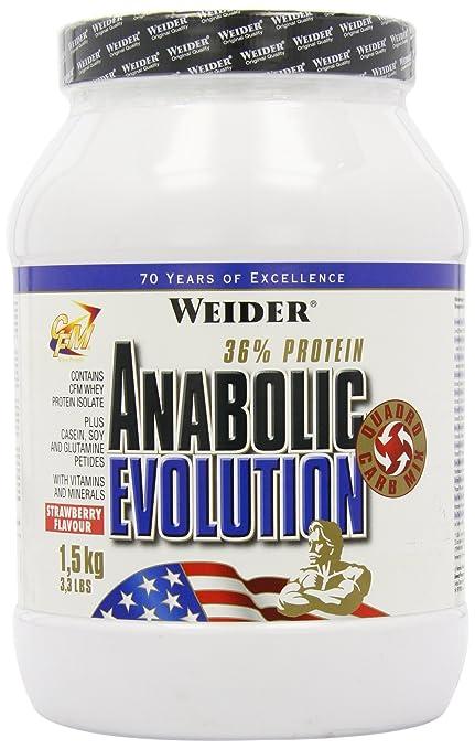 Weider - Anabolic Evolution - Pulver Erdbeere