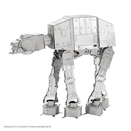 Maquette métal - Star Wars : AT-AT (TB-TT) - Métal Earth