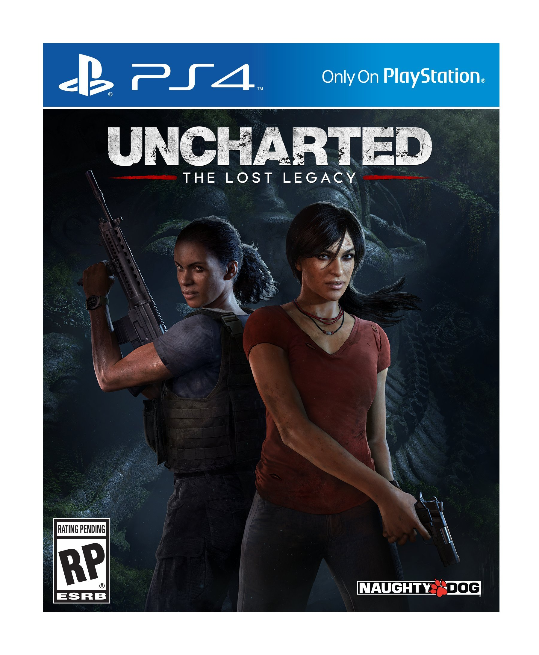 Playstation 4 Uncharted Lost Legacy