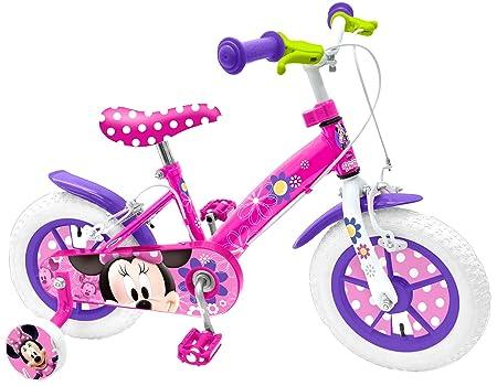 Stamp - C899018nba - Vélo - Minnie - 12 Pouces