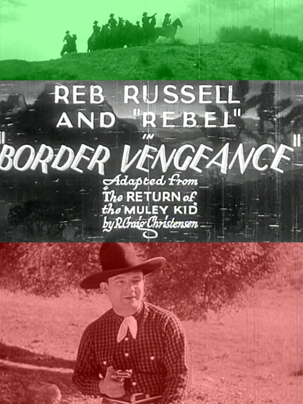 Border Vengeance on Amazon Prime Instant Video UK