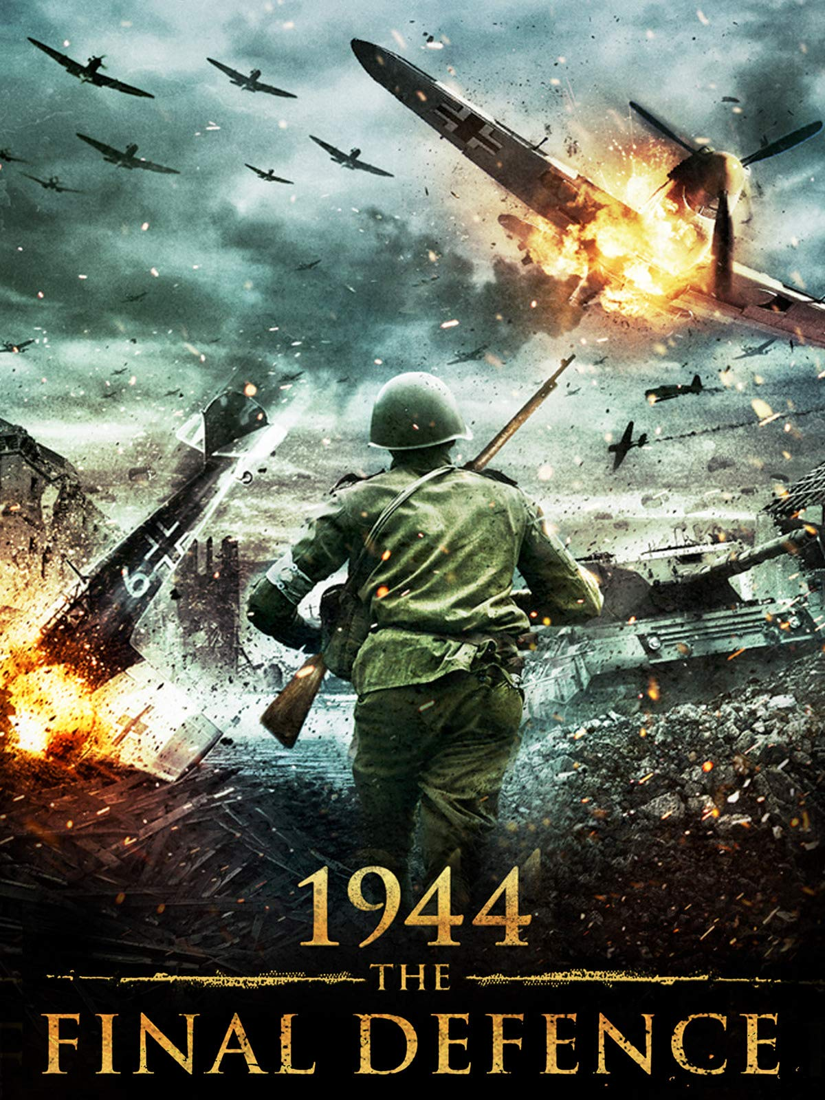 1944: The Final Defence on Amazon Prime Video UK