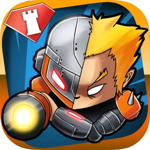 Tower Defense Super Heroes from Playtouch