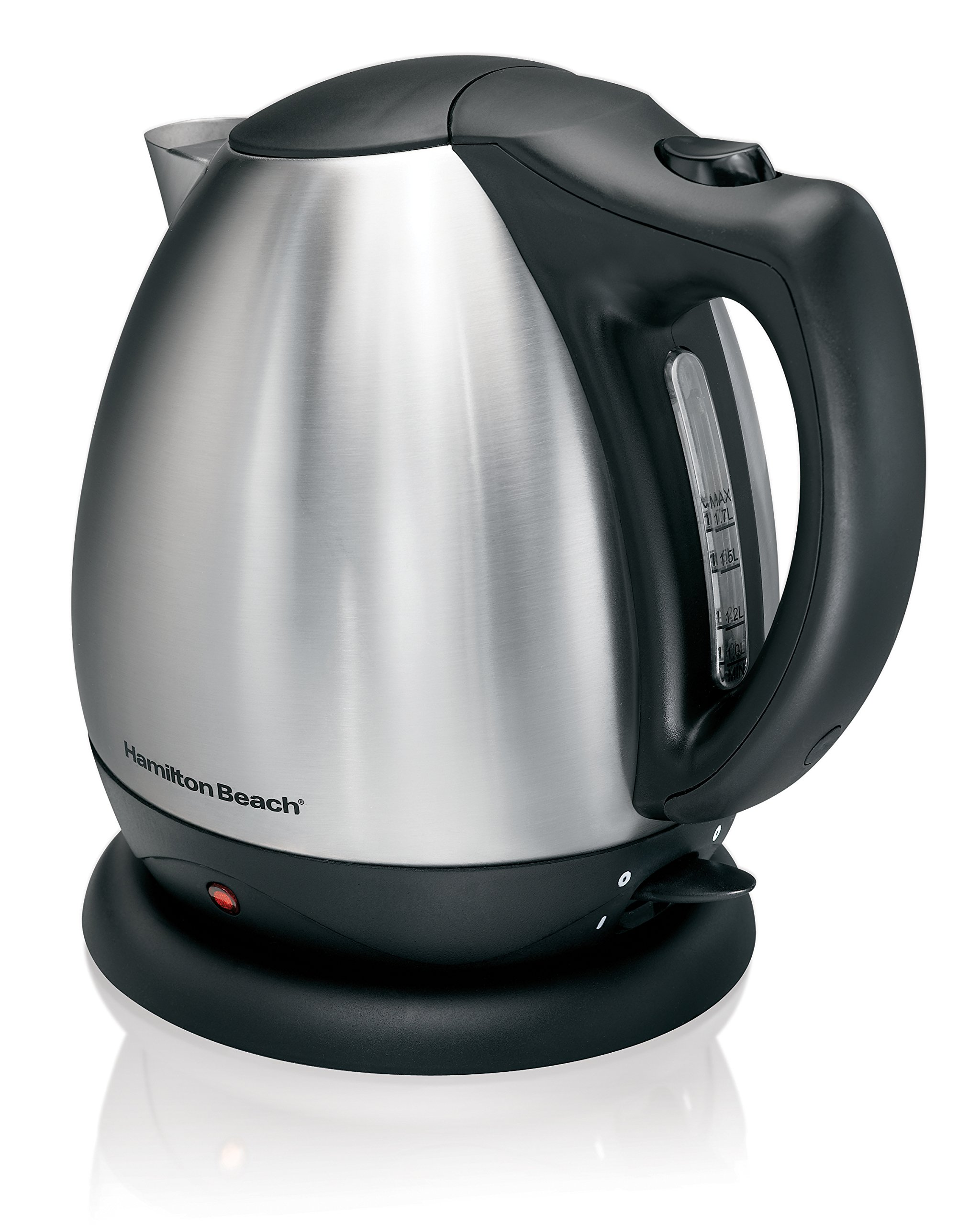 Hamilton Beach Stainless Steel 10-Cup Electric Kettle