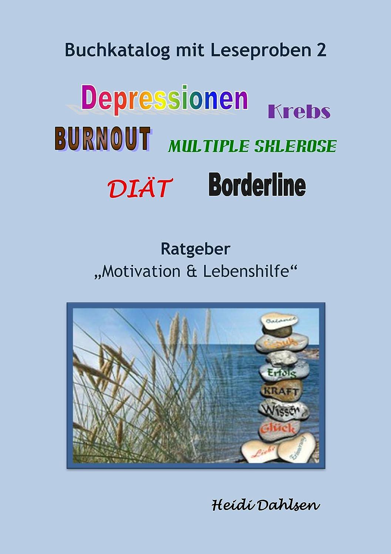 Buchkatalog mit Leseproben 2 von Heidi Dahlsen