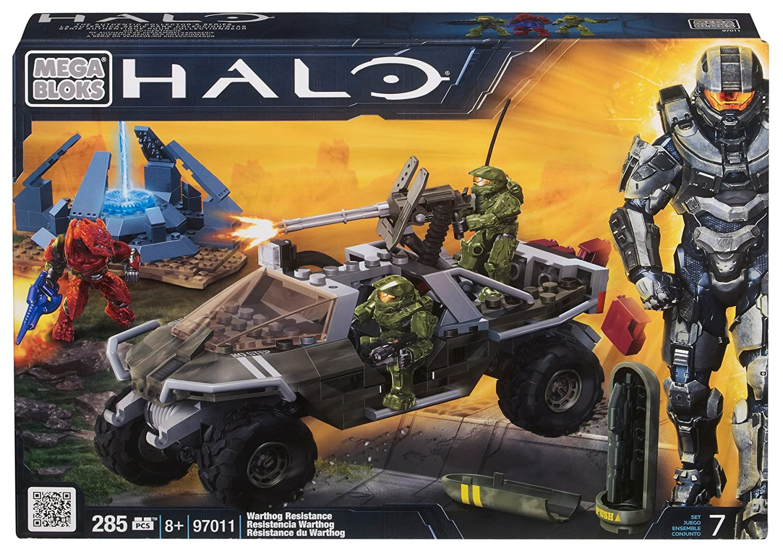 Mega Bloks 97011 – Halo Warthog kaufen